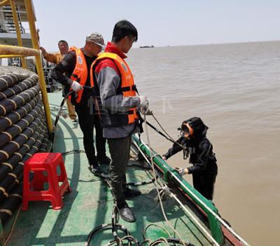 北京水下维修作业