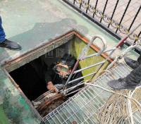 水下维修泵站