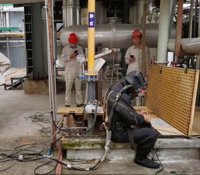 北京水下维修施工