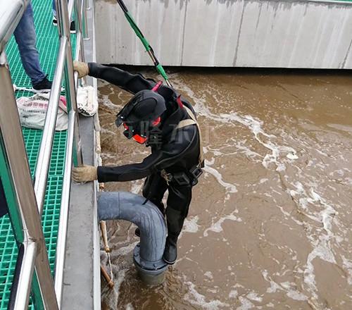 北京水下拆除