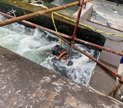北京水下堵漏工程