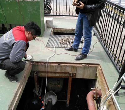 水下维修服务