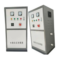 WTS-2W水箱臭氧自潔器