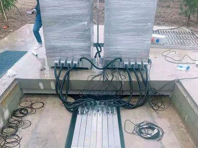 工業污水紫外線消毒系統