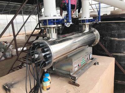 畜牧養殖紫外線水處理設備