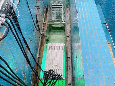 神定河污水紫外線消毒模塊
