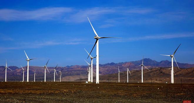 风力发电领域解决方案