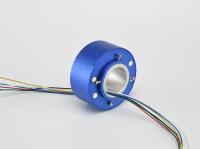 过孔导电环