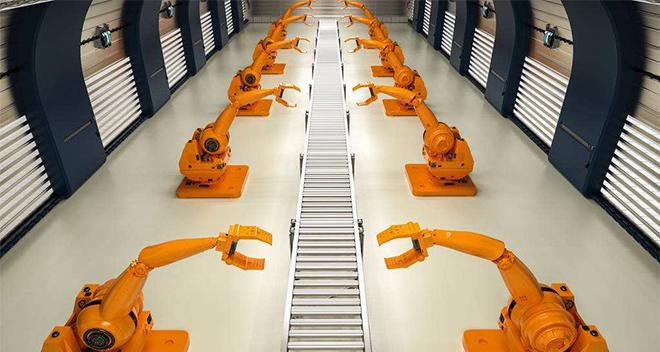 机械人机械手