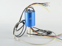 定制10路10A电千兆网USB滑环