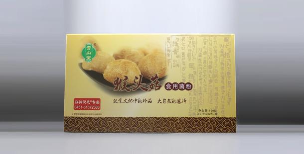 猴头菇食用菌粉