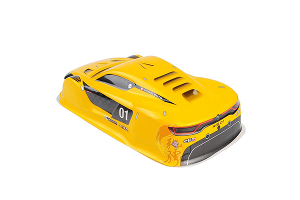 玩具车吸塑外壳