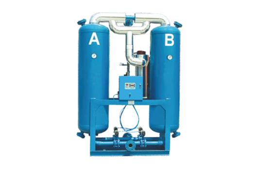 吸附式干燥機具備下列2個層面的優點