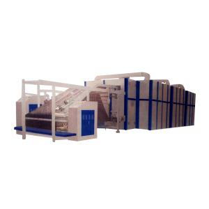 MB878-2000三廂四層循環式拉幅烘干機