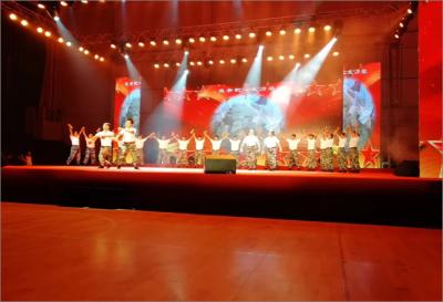 2018年龍陵縣2018年10.17全國扶貧日表彰晚會
