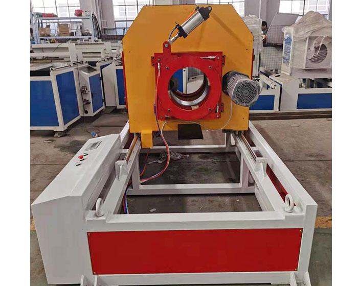 塑料管材切割機