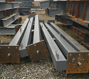 箱型柱焊接