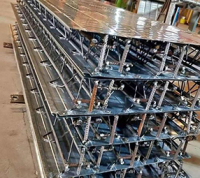 鋼筋桁架樓承板施工