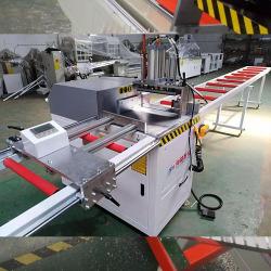 铝型材切割机操作简单易学