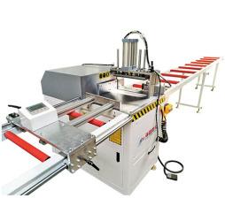 铝材切割机设备不限于锯切,多功能一体机是发展趋势