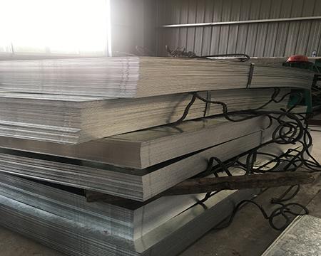 鍍鋅鋼板工字鋼知識開課啦
