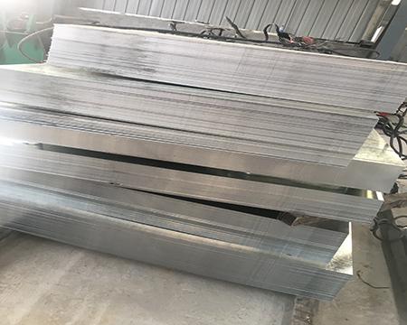 鍍鋅板的材質特點 鍍鋅板規格