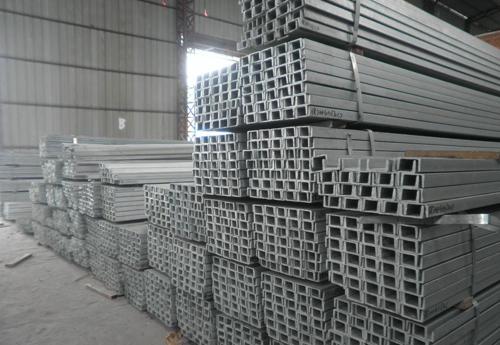 江西鍍鋅槽鋼