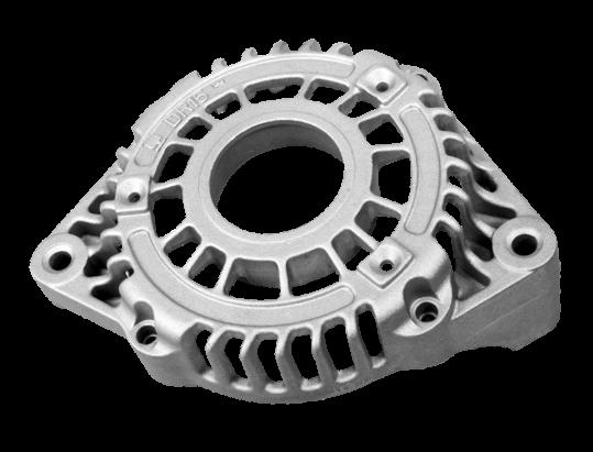 鋅合金壓鑄件生產技術數字化