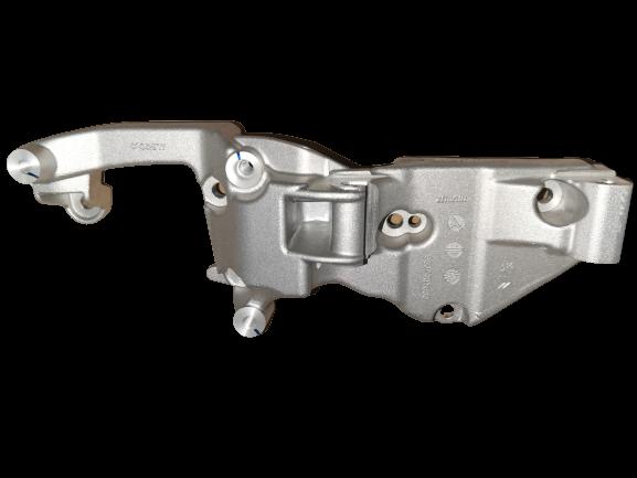 鋁合金壓鑄加工