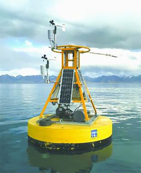 水质浮标监测