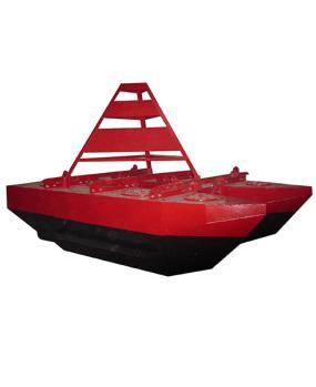 生产船型浮标