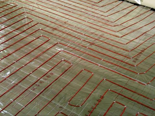 西宁碳纤维地暖安装