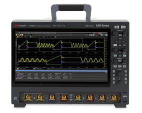 Infiniium EXR-Series Oscilloscopes