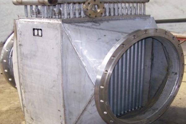 管式空氣加熱器