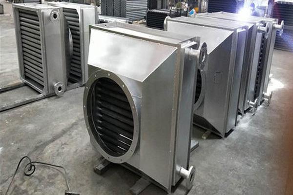 鍋爐冷凝器客戶案例