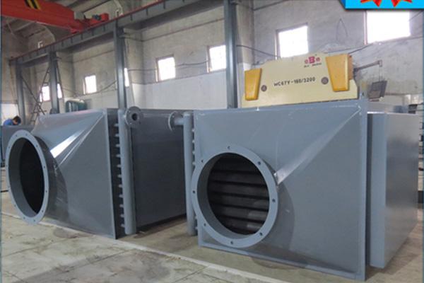 鍋爐冷凝器安裝