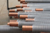 銅鋁復合翅片管