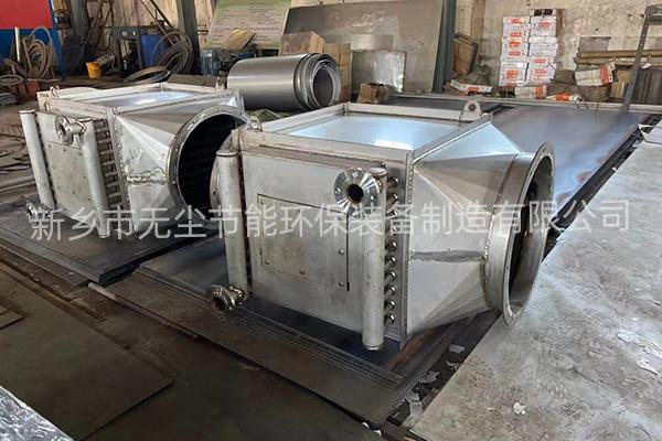 燃氣鍋爐節能器