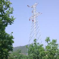 遵化市鐵廠鎮20MWp光伏電站項目35Kv綜合電力外網工程