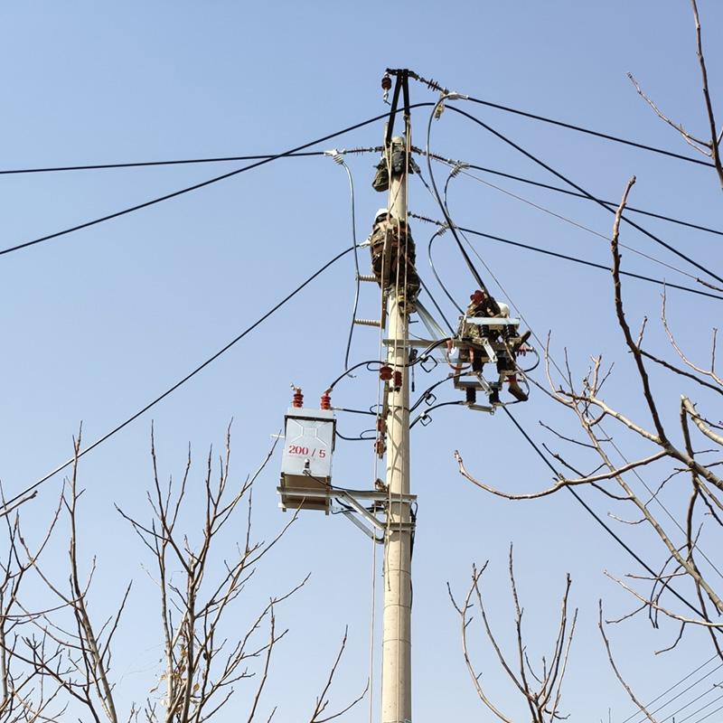 遵化市流水溝二期10KV外網供電工程