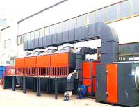 催化燃燒設備使用案例