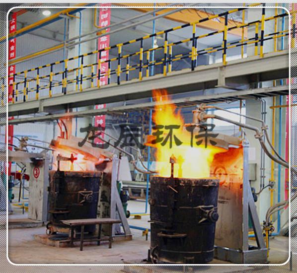 青島鐵水包烤包器