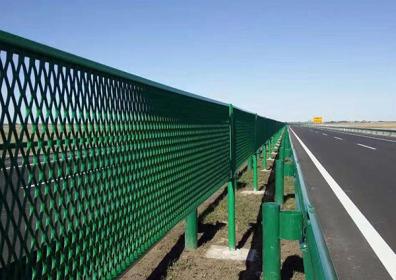 波形梁護欄板