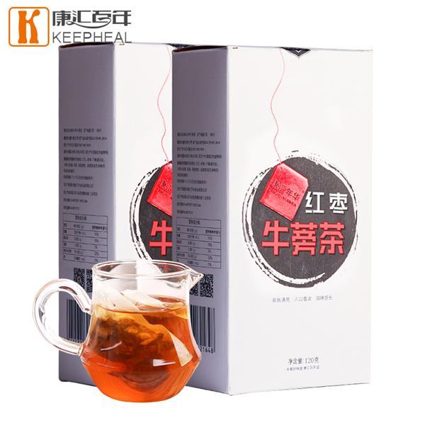 紅棗牛蒡茶