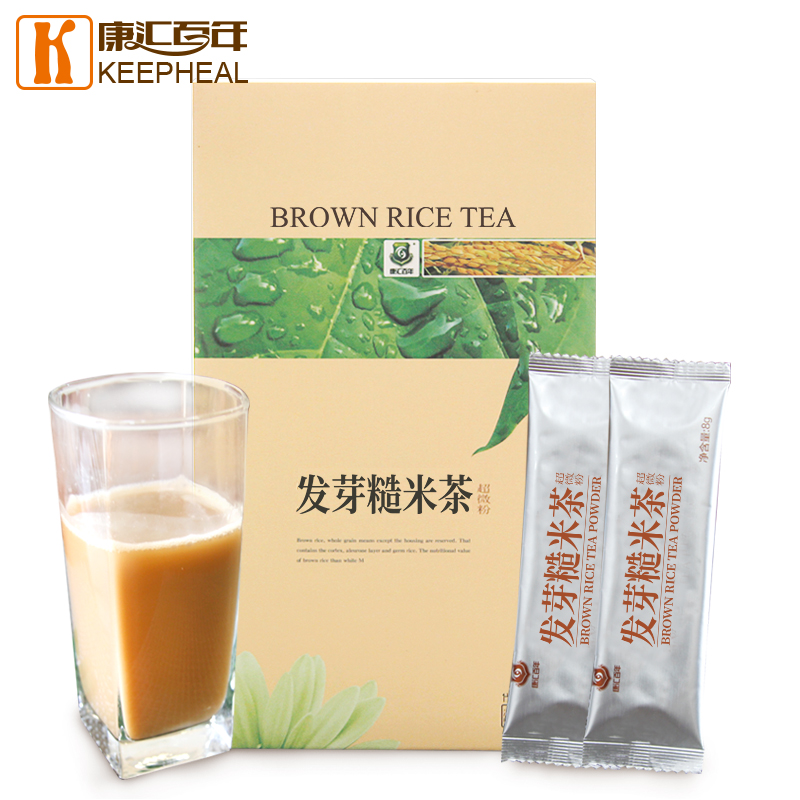 糙米茶沖劑