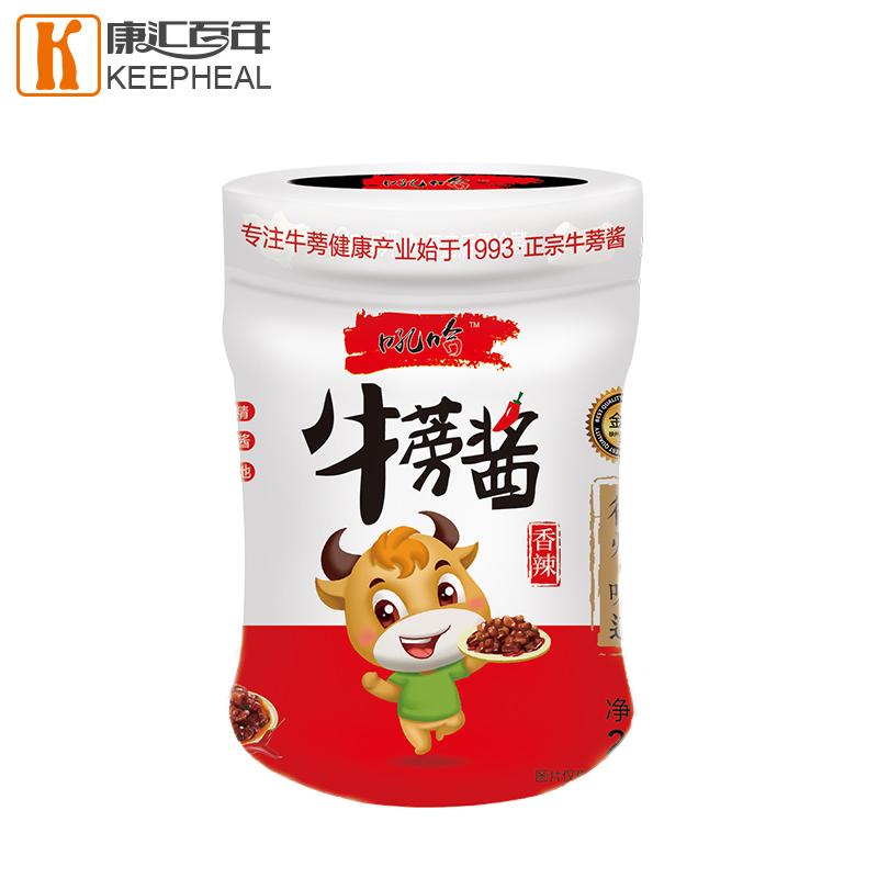 牛蒡醬單瓶裝-香辣