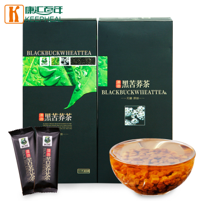 小圖黑盒黑苦蕎茶(全株)