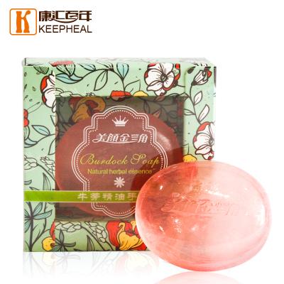 貴州牛蒡精油手工皂