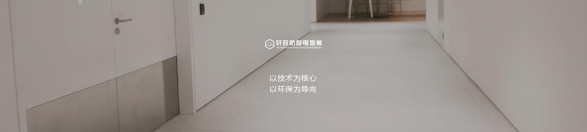 全鋼防靜電地板