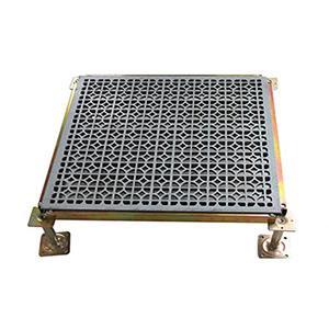 55%压铸铝防静电通风地板